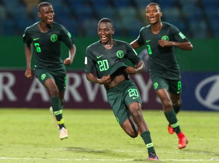 Leicester City to Battle Celtic for Best Nigeria U-17 Player
