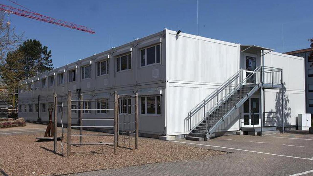 16 Container fürs Sozialamt - Kreis Germersheim