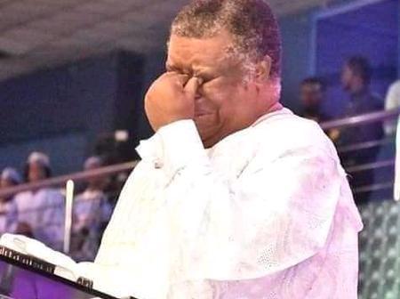 Why Rev Uma Ukpai Broke Down In Tears During Rev Ntia I. Ntia's Thanksgiving Service On Sunday