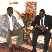 Experts Disclose What Raila Odinga Will do if President Uhuru Kenyatta Betrays him