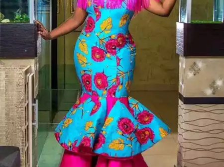 Unique Ankara styles for every lady