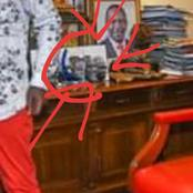 What We Noticed In DP Ruto's Office As He Hosted Murang'a Grandma