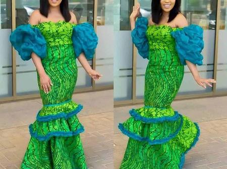 65 Asoebi Outfits For Adorable Ladies To Rock To Events (Photos)