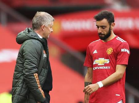 Opinion: Man United Player Who Could Make Bruno Start From The Bench Next Season