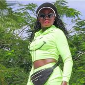 AKothee Asks Netizens To describe Her Potential Husband Who Would Tame The Tiger In Her