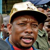 Mike Sonko in Trouble as PS Kibicho Heads to DCI