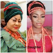 15 Nollywood Actresses And Their Look Alike Daughters (Photos)