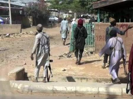 After Boko Haram Attacked Adamawa Community, See What They Did To The Women