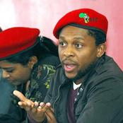 Mbuyiseni Ndlozi should be EFF next President because he's a good young leader. READ THIS. [OPINION]