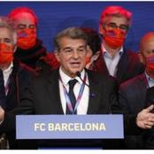 Laporta Elected As New President Of Barcelona, Says This About Lionel Messi