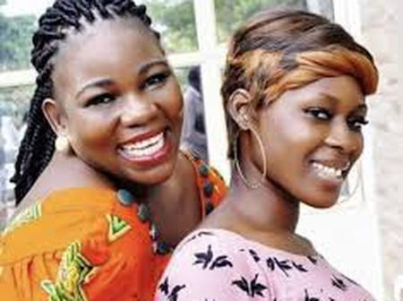 Tragedy: Ada Ameh AKA Emu From The Johnsons' Losses Her Only Child