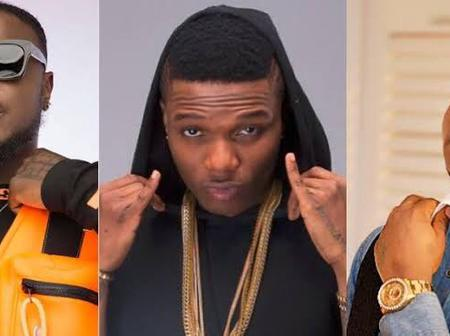 Wizkid's Fans Blast Davido's Artist, Peruzzi For Promoting Wizkid's New Video, See What They Said
