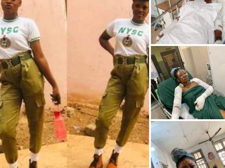 NYSC Alumna Shares How She Survived Gas Explosion During Her Service Year