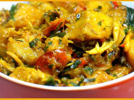 Check Out These Delicious Urhobo Delicacies