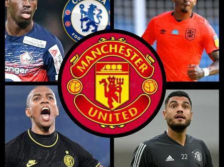 UPDATE: New Star To Undergo His Medicals For Manchester United, Boubakary Soumare To Chelsea.