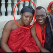 Who remembers the beautiful lady sitting beside Akrobeto? See how she looks recently