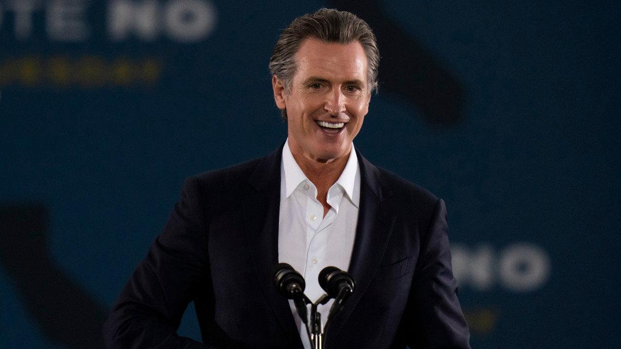 Majority of Californians voted to keep Gov. Newsom: exit poll