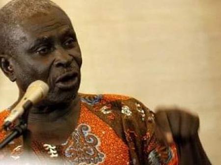 Deuil /Sansan Kouao Édouard n'aura pas attendu Gbagbo, il a été inhumé dans l'intimité familiale