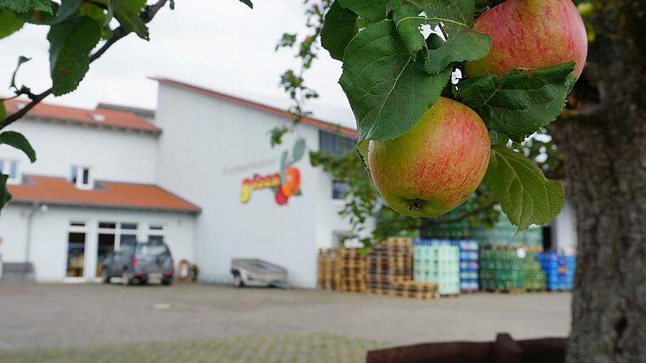 Schönau hat Bedenken gegen Apfel-Werbung in der Kreuzbergallianz