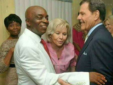 Photos Of Bishop Oyedepo With Kenneth Copeland, WF Kumuyi, Biodun Fatoyinbo & Other Powerful Pastors