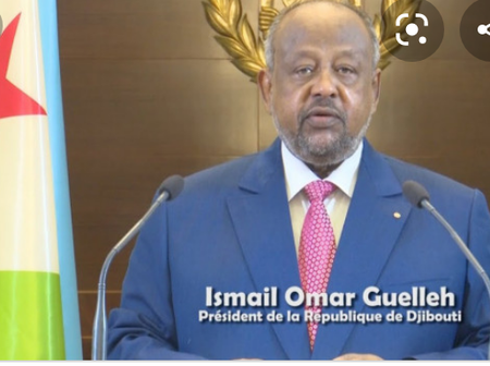 Omar Guelleh Re-elected by Djiboutian for the Fifth Term