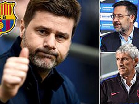 Pochettino to be replaced By Quique Setien.(see why).