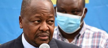 Don't Carry Coronavirus Upcountry, Mutahi Warns