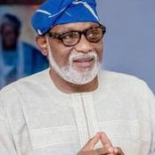 Breaking: Amotekun Security Outfit Rescues Kidnapped Wife Of Gov. Akeredolu's Chief Of Staff