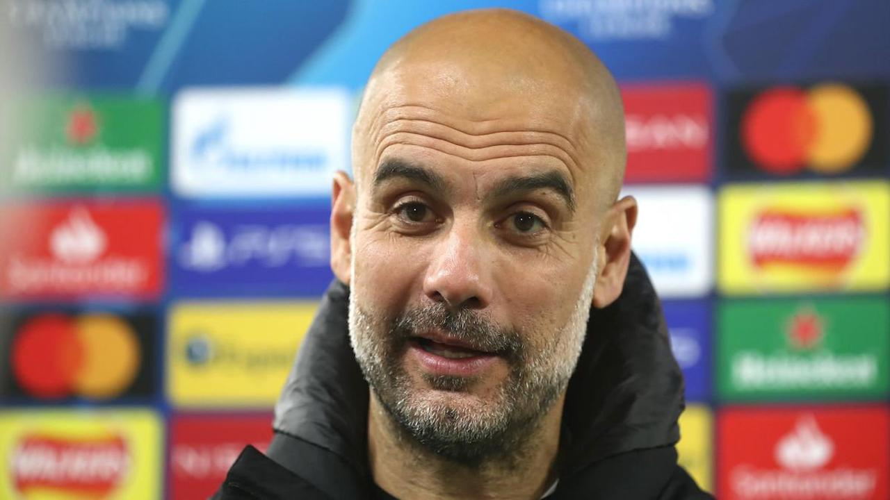 Guardiola: Pressure to win the title is what I want