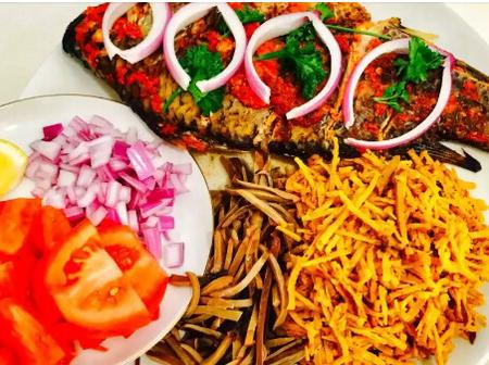 Steps And Ingredients Needed To Prepare Nigerian 'Abacha' Fit For A King