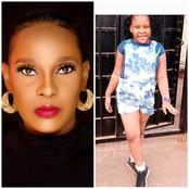 Chiege Alisigwe Shows Off Her Beautiful Daughter, Michelle Alisigwe (Photos)