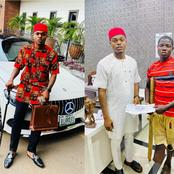 See What 23 Years Old Big Boy Arrested By EFCC Few Months Ago Did For This Beggar That Got Reactions