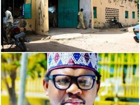 Read what Adamu Garba Said after an Igbo Man asked him If IPOB had a hand in Bauchi Prison Riot