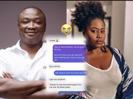 Actress Lydia Forson Shares Her Last Chat With Her Best Friend, Bob Pixel Before His Sudden Death