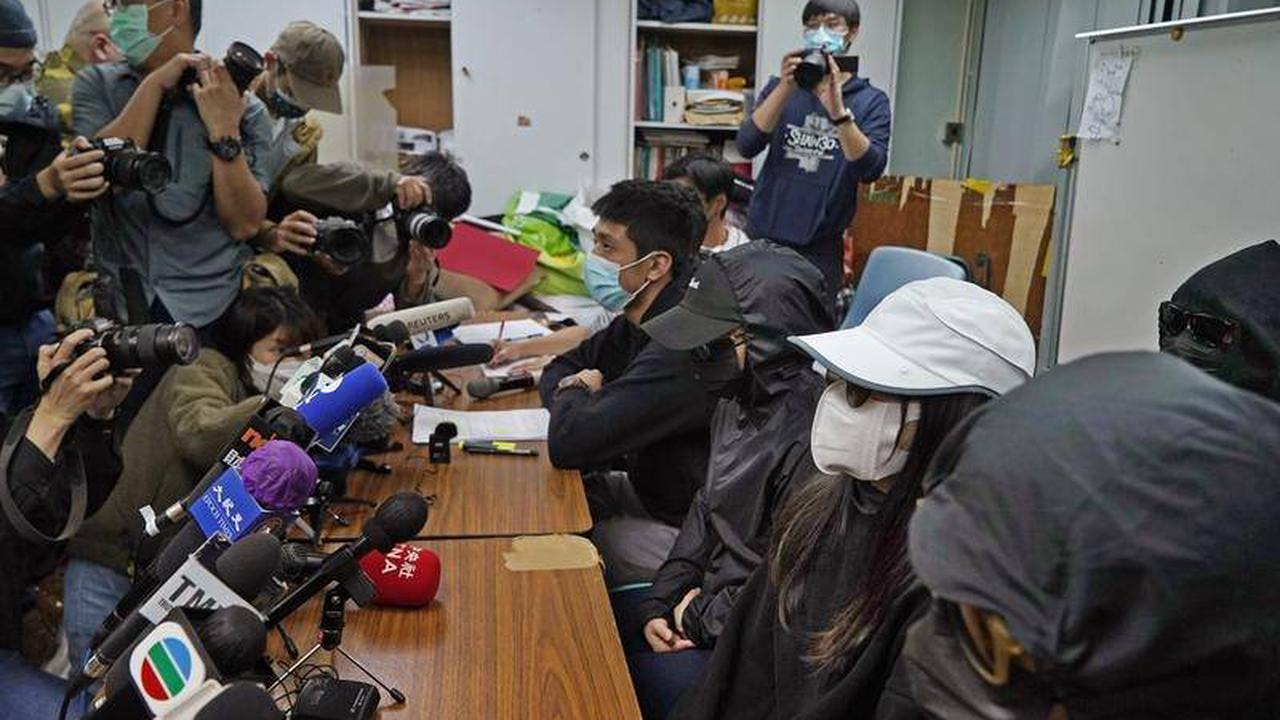 Hong Kong speedboat group in court