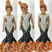 See Latest pictures of Ankara styles for your kids 2020!