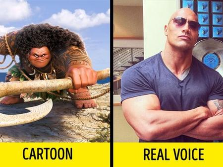 12 Voices Behind Our Favorite Cartoons!