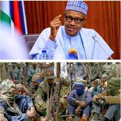 Bandits finally disclosed what president Buhari must do before they can surrender their weapons