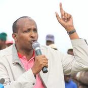 Defend Yourself Without Mentioning Ruto, Duale Warms Kalonzo