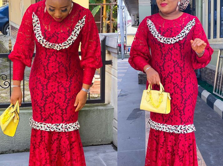 Ladies, Check Out These Latest Gown Designs for you