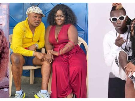 Bukom Banku has promised to marry Patapaa's former girlfriend, Queen Peezy.