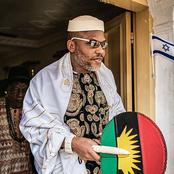 Mixed Reactions On Twitter As Nnamdi Kanu Reveals Time For Biafra On Air