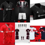 Incredible Unofficial Jersey Designs For Orlando Pirates! [Top10]