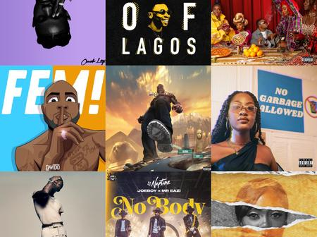 The 20 Top Nigerian Songs of 2020