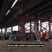 Apapa Marine Bridge to be shut for 3 months. See why.