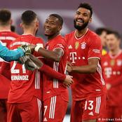 Check out why bayern munchen will surely win today match against PSG.