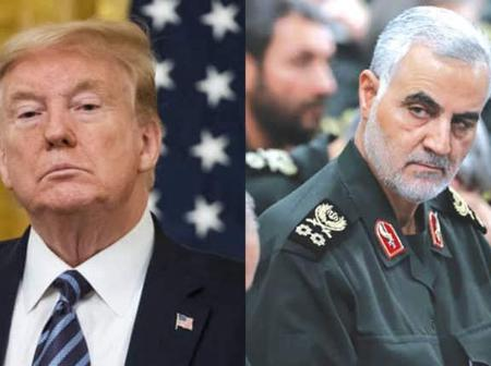 Iran Issues Arrest Warrant For President Trump Over The Death Of Qasem Soleimani