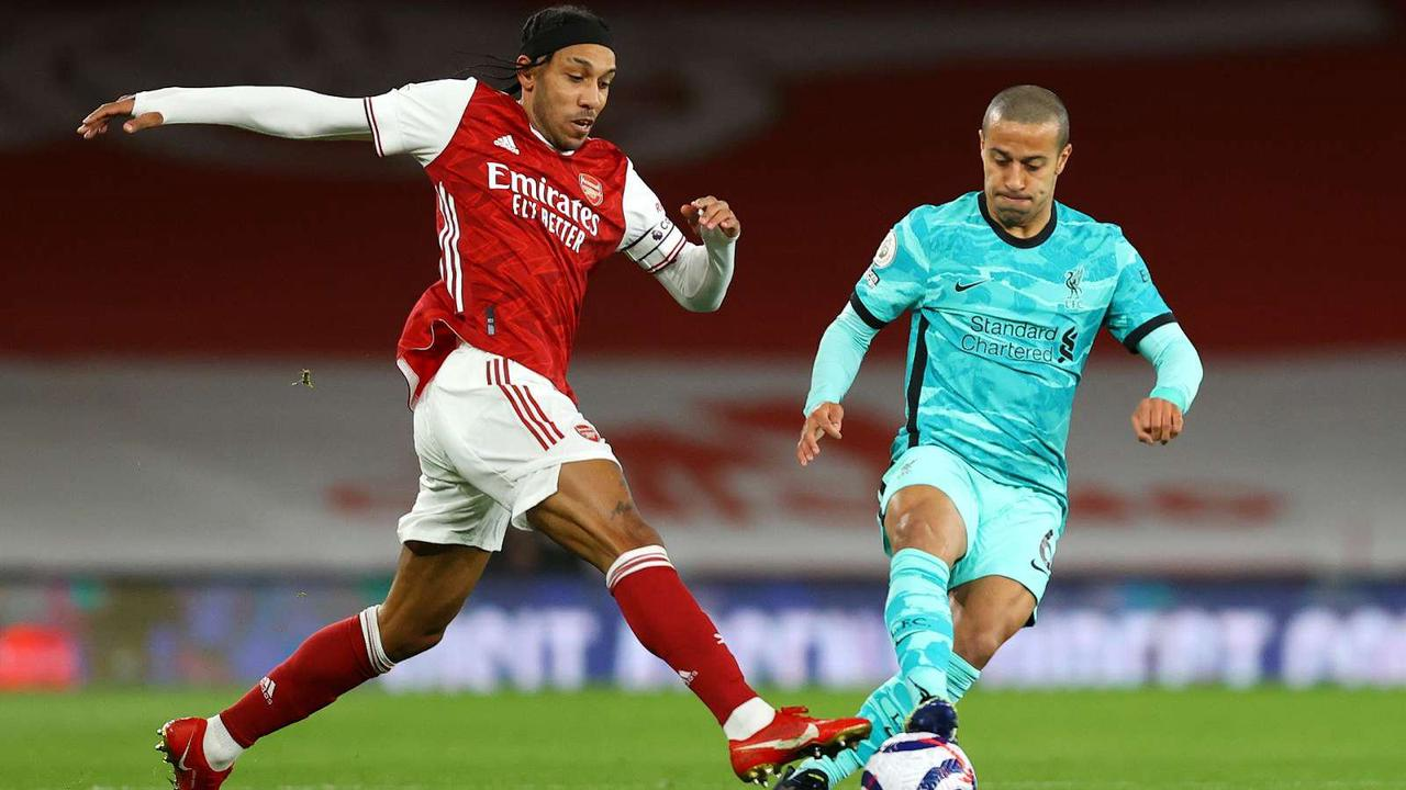 Arsenal didn't deserve anything against Liverpool – Aubameyang