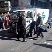 Bogus petrol attendant spearheads cash heist at Randfontein Puma garage