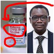 This Is What I Saw Written With Red Ink On The Corona Vaccine - Doctor Owusu Boldly Speaks